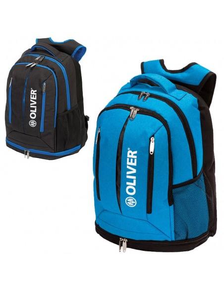 Rucksack TS bleu et rucksack TS noir