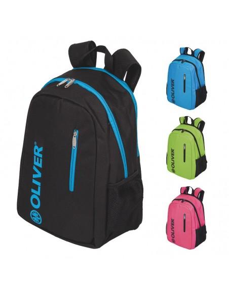 Collection rucksack classic - noir / bleu / vert / rose