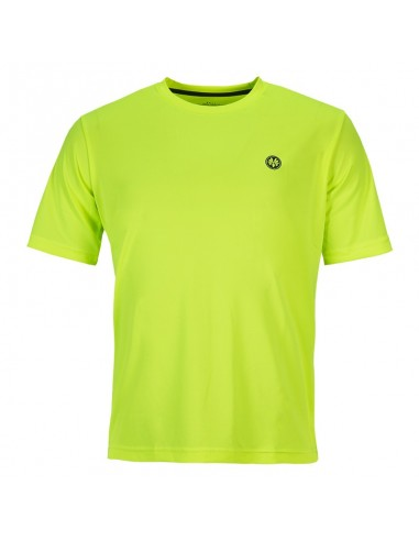 Active T-shirt jaune fluo - hommes