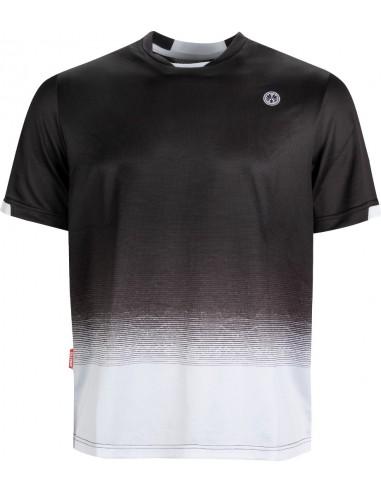 Arona t-shirt noir hommes