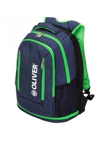 Rucksack TS bleu et vert