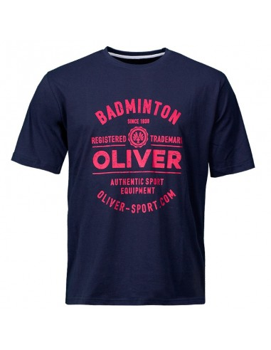 T-shirt badminton promo