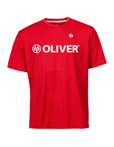 T-shirt Actif rouge